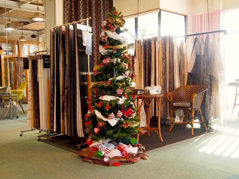 森の風クリスマス