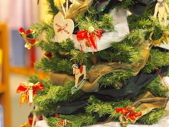 森の風クリスマス2016