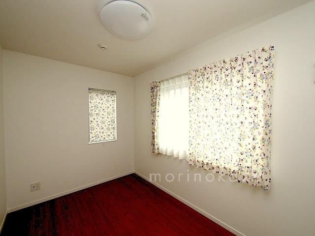相模原市中央区 O様 小花柄プリントのカーテン
