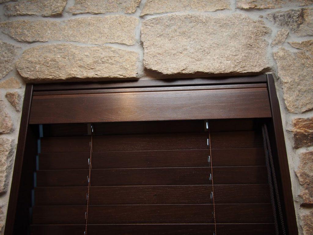 木製ブラインド-町田市-施工事例
