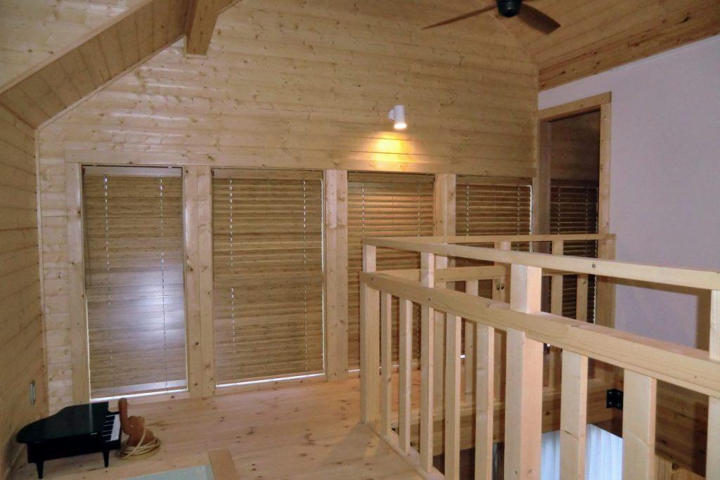 バンブーブラインド-木製ブラインド-ナチュラルインテリア-自然素材-町田市