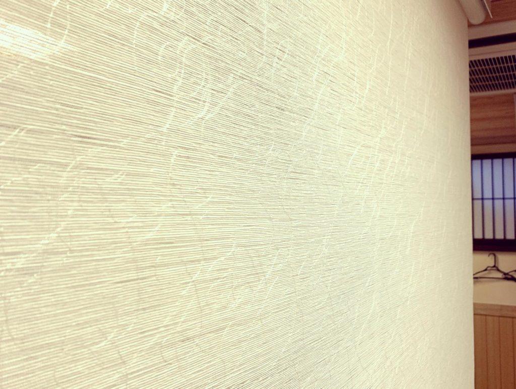 ロールスクリーン -間仕切り-パーテーション-美舟-感染症対策-飲食店-町田-タチカワブラインド