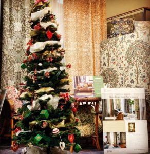 森の風-クリスマス-ツリー-オーダーカーテン-町田市-相模原市
