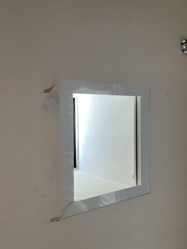 町田市 M様 寝室の天窓に電動のロールスクリーン取り付け