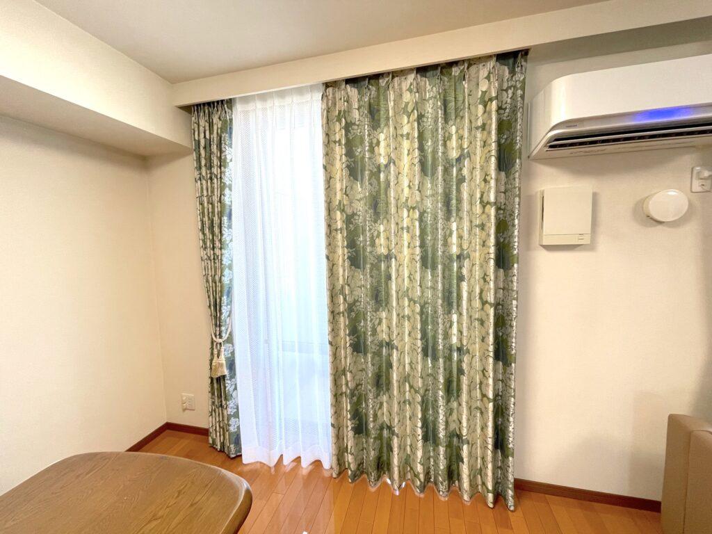 カーテン-川島織物-SumikoHonda-本田純子-ドレープ-filo-SH-テキスタイル-オーダーカーテン-04