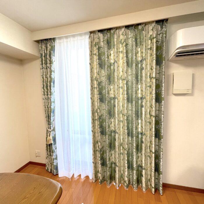 町田市 O様 Sumiko Honda Collectionのカーテン