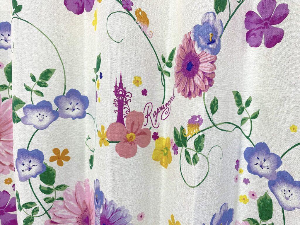 オーダーカーテン-ディズニー-Disney-子ども部屋-子供部屋-キッズ-かわいい-町田-02
